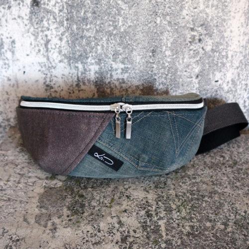 Crossbag Gürteltasche Jeans